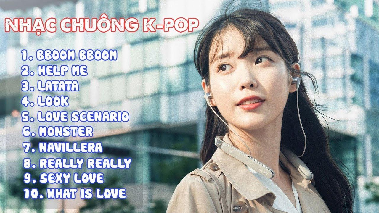 TOP 10 Nhạc Chuông Hàn Quốc Hay Nhất Từ Trước Tới Nay | Có Link Tải