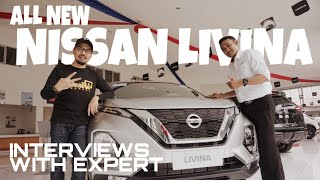 ALL NEW NISSAN LIVINA 2019 - INTERVIEW WITH EXPERT - #nissanlivina #livina2019 #newnissanlivina2019