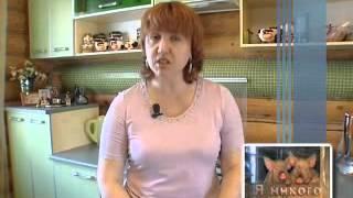 вегетарианские рецепты -  Салат Детокс  - я никого не ем