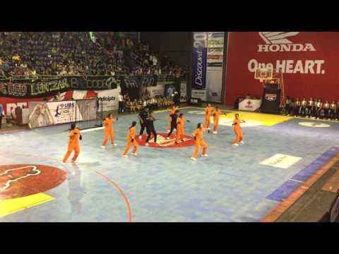 HONDA DBL NORTH SULAWESI SERIES 2016 UBS GOLD DANCE COMPETIT