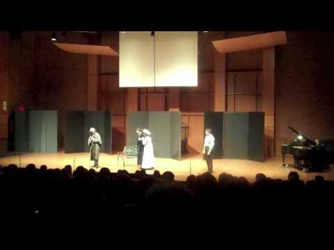 Albert Herring Act III, part 1 - Susquehanna University Opera Studio