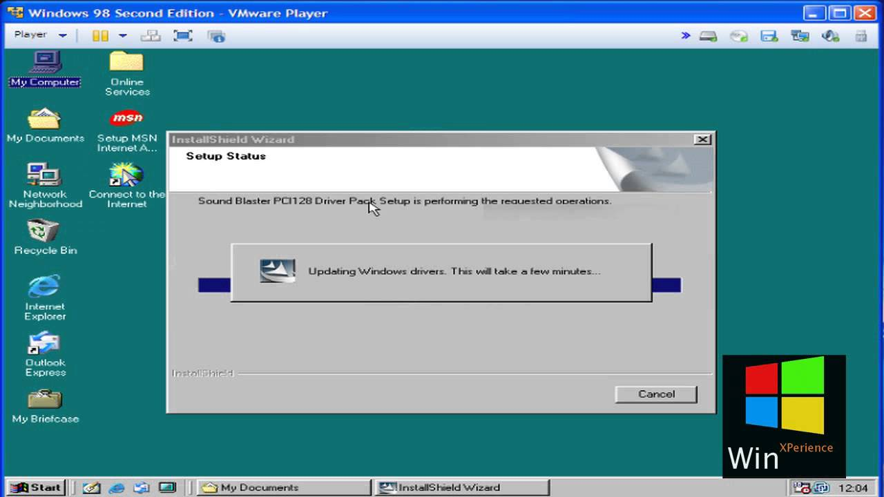 VMWARE WIN98 SOUND WINDOWS 8 DRIVERS DOWNLOAD