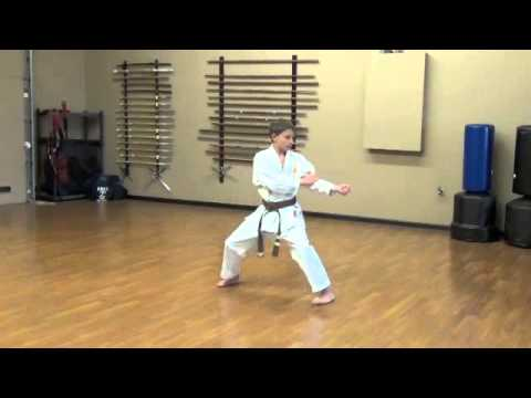 Lincoln Budokan, Tekki Nidan Kenkojuku Shotokan Karate