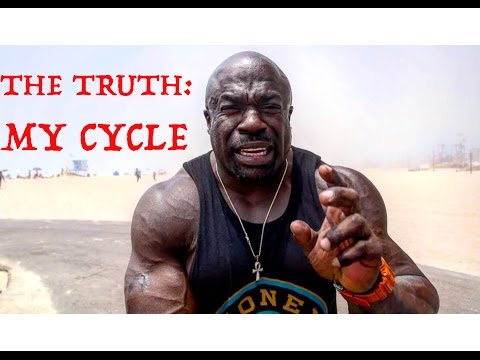 kali muscle admits steroids