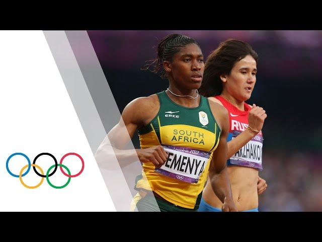 Women's 800m final - highlights | London 2012 Olympics