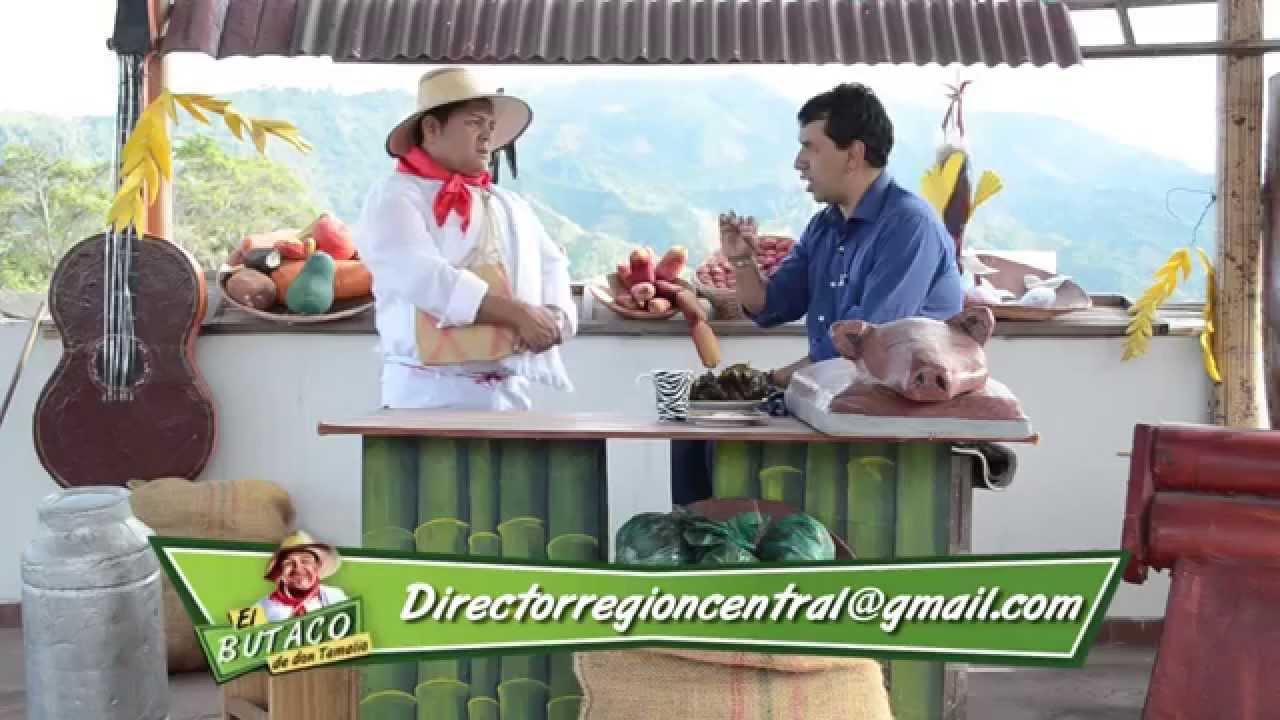 Don tamalio achiras con el director rape carlos c rdoba - Carlos cordoba ...
