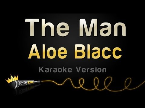 Aloe Blacc - The Man (Karaoke Version)