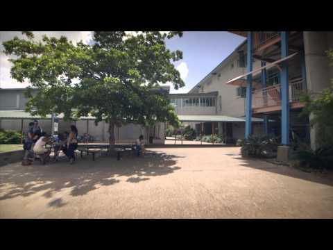 JCU Townsville Campus Fly-through