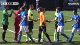 Astrea - Montespaccato Savoia 2-1