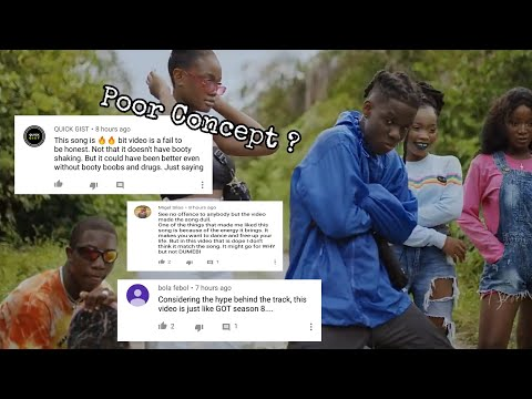 Nigerians React to Rema Dumebi Official Video