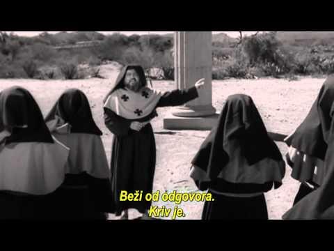 Simon of the Desert 1965 HD AVI  Srpski titl Deo 2 od 3
