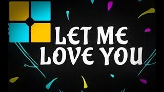 DJ Snake - Let Me Love You ft. Justin Bieber (Unipad)