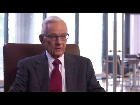 Former U.S. Treasury Secretary Paul H. O'Neill Interview