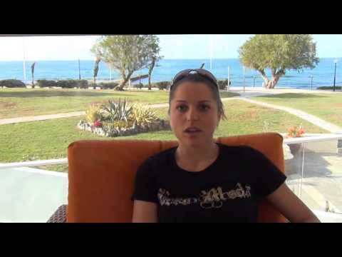Teodora Mircic talks about her passions; tennis & dogs
