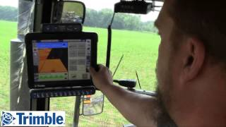 Managing Farm Data from the Tractor