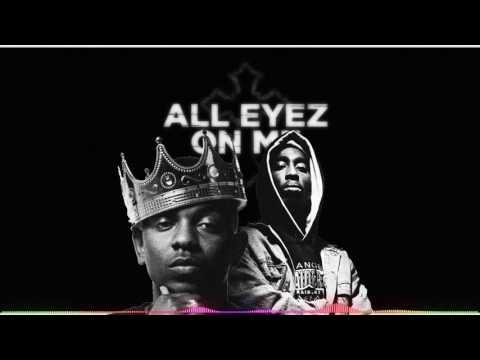 2Pac ft. Kendrick Lamar - Element (Remix)