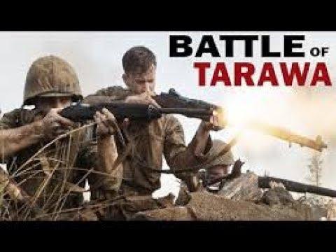 KIRIBATI, forgotten WW2 AMERICAN WAR MEMORIAL, Battle of TARAWA (Pacific Ocean)