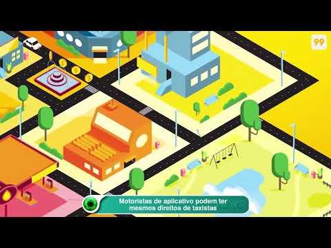 Motoristas de aplicativo podem ter mesmos direitos de taxistas