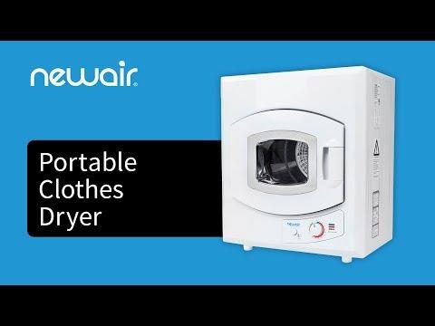Portable Clothes Dryer | NewAir MiniDryer26W