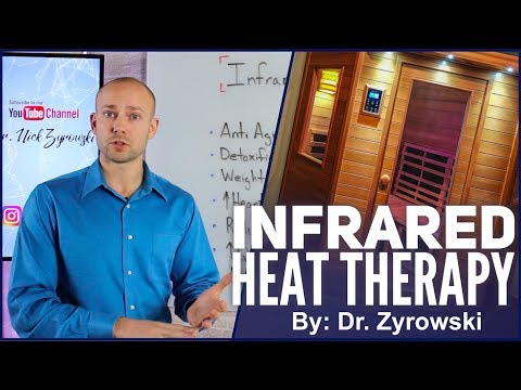 Infrared Heat Therapy | A Powerful Easy To Use Therapy