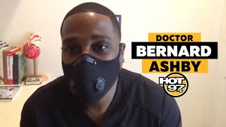 Dr. B. Ashby Details How The COVID-19 Crisis Affects The Black & Brown Community