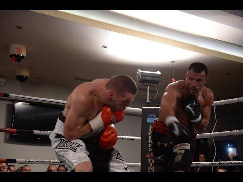 Tasos Berdesis vs Guillaume Ηaye (Main Cam) - Legends of the Ring