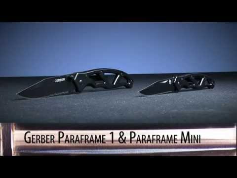 Weekend Special: Gerber Paraframe 2-Pack