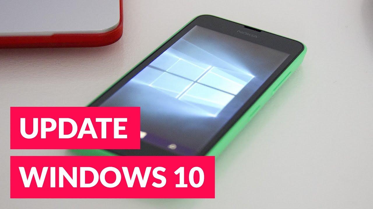 Come aggiornare a Windows 10 Mobile • Ridble