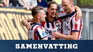 Samenvatting Willem II - Heracles Almelo