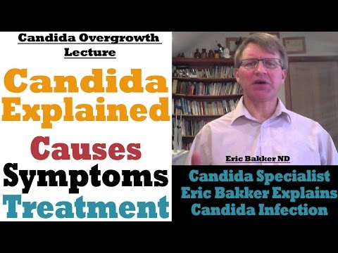 Candida Causes, Symptoms & Treatment by Candida Expert