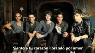 The Wanted - Heart Vacancy (En español)