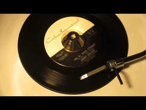 Jimmy Miller - (on A ) Back Street ( CARLSON INTERNATIONAL )