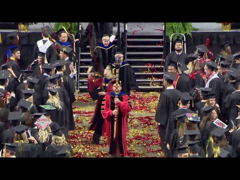 Iowa State University Fall 2017 Undergraduate Commencement
