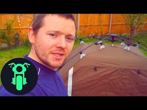 Best Motorcycle Tent (Slumit Cub 2)