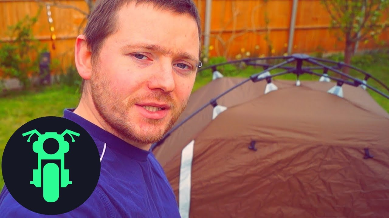 sc 1 st  YouTube & Best Motorcycle Tent (Slumit Cub 2) - YouTube