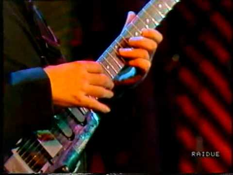 """Nothing personal"" Michael Brecker con Steve Gadd, Mick Goodrick"