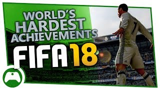 FIFA 18 - World's Hardest Achievements - I'm Getting Dizzy