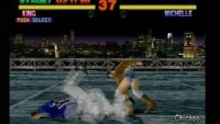 Tekken 1 - King playthrough thumbnail