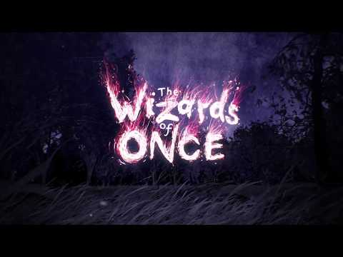 THE WIZARDS OF ONCE by Cressida Cowell