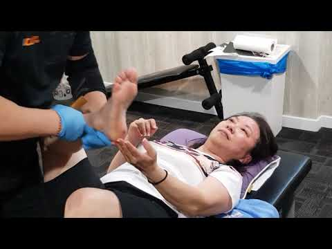脚跟刺 Heel Spur : 梁潤江師傅用 CLM 跌打手法治療脚跟刺 🌍👍🏼💯💪🙏😘👌🏻❤🇲🇾