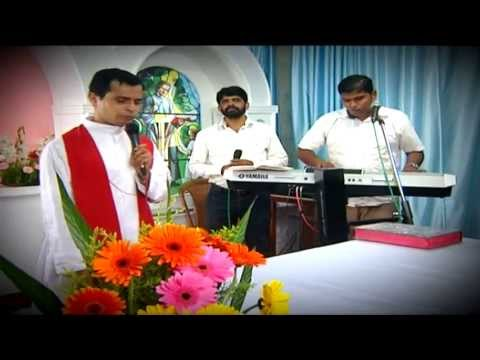 'You are my Refuge You are my Fortress' song by Fr. Dominic Valanmanal