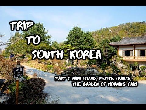 #27 Jalan-jalan Ke Korea Selatan (Part 1: Nami Island, Petit France, The Garden Of Morning Calm)