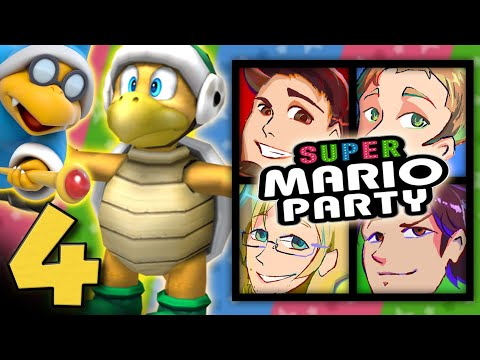 """Super Mario Party: """"Gold Edition"""" - EPISODE 4 - Friends Without Benefits"""