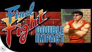 FINAL FIGHT Double Impact (PS3) - Jogando com GUY