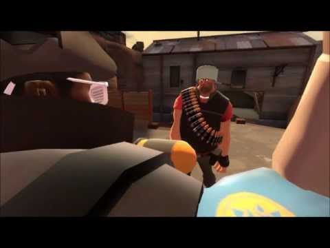 TF2 Freak Fight, Intelligent Heavy VS Demopan