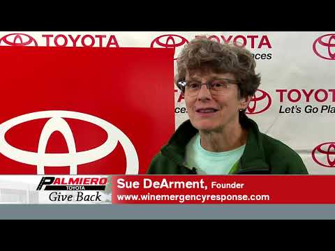 Palmiero Toyota 2018 Give Back Charities: Wildlife In Need & Creating Landscapes Learning Center