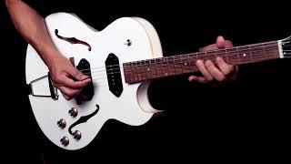 Epiphone George Thorogood ES-125TDC Guitar Demo