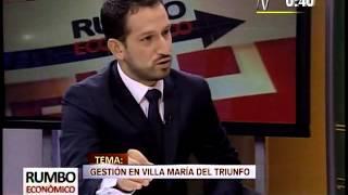 ¿Qué avances ha tenido la municipalidad de Villa María del Triunfo?