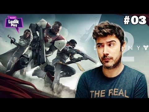 #03 PRIMEROS CONTRATOS Y EVENTOS PÚBLICOS - NUEVA LUZ | DESTINY 2 | Gameplay español