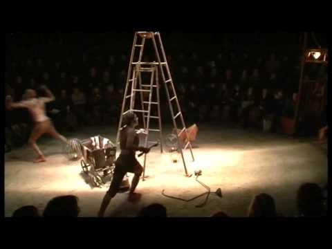 Spartacus (vidéo Clip) - Théâtre La Licorne